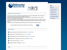 Webmasterprofi.de - Kostenlose Webmastertools