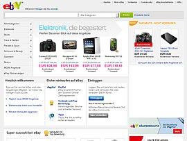eBay Sonderaktion: Keine Angebotsgebühr bei Fahrzeugauktionen