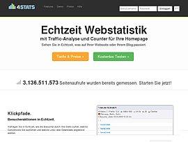 4stats Website Statistik