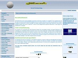 Social Bookmark Script für Eure Homepage