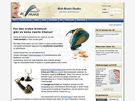 Midi-Music-Studio - AB-Ansagen, Klingeltöne und Co.