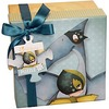 Avenue Mandarine Geschenk-Box - Super Dino blau (25 Teile)