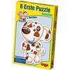 Haba 6 Erste Puzzle - Haustiere