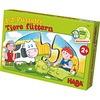 Haba 1, 2, Puzzelei - Tiere füttern (10x2 Teile)
