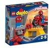 Lego Duplo Motorrad-Werkstatt / Spider Man (10607)