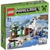 Lego Das Versteck im Schnee / Minecraft (21120)