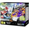 Nintendo WiiU Premium Pack inkl. Mario Kart 8 + Splatoon DLC schwarz