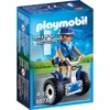 Playmobil Polizistin mit Balance-Racer (6877)