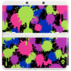 Nintendo New 3DS Zierblende 026 Splatoon (3DS)