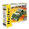 HELLER Willys MB Jeep & Trailer, 1:72 (49997)