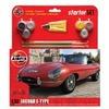 Airfix Starter Set Med E, Type Jaguar, 1:32 (55200)