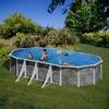 Progress Cerdana Dream Pool oval 730 x 375 x 120 cm