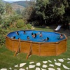 Progress Galapagos Dream Pool oval 610 x 375 x 120 cm