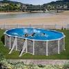Progress Corcega Dream Pool oval 610 x 375 x 132 cm
