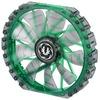 BitFenix Spectre PRO 230mm grüne LED schwarz