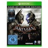 Warner Interactive Batman: Arkham Knight GOTY (Xbox One)