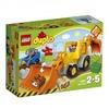 Lego Duplo Baggerlader / Baustelle (10811)