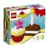 Lego Duplo Mein erster Geburtstagskuchen / Meine ersten Sets (10850)