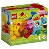 Lego Duplo Kreativ-Bauset bunte Tierwelt / Steine & Co. (10853)