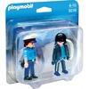 Playmobil Polizist und Langfinger / Duo Pack (9218)