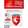 GData G Data InternetSecurity 2017 2 PC SE