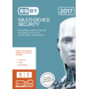 ESET Multi-Device Security 2017 Edition 5 User (FFP)
