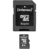 Intenso Micro SDHC 8GB, Class 10