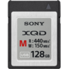 Sony QDM128 XQD