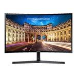 test samsung c24f396fhu 60,9 cm (24 zoll) curved monitor (vga, hdmi, 4 ms reaktionszeit, 1920 x 1080 pixel) schwarz