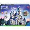 Ravensburger Disney Schloss (216 Teile, 3D)