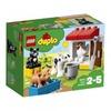 Lego Duplo Tiere auf dem Bauernhof / Stadt (10870)