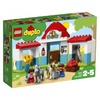 Lego Duplo Pferdestall / Stadt (10868)