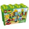Lego Duplo Steinebox mit großem Spielplatz / Meine ersten Sets (10864)