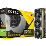 Zotac GeForce GTX 1080 Ti AMP Extreme Core Edition 11GB (ZT-P10810F-10P)