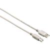 Hama USB-2.0-Kabel grau, 1,50 m