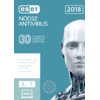 ESET NOD32 Antivirus 2018 Edition 3 User (FFP)