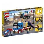 Lego Stunt-Truck Transporter / Creator (31085)