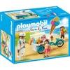 Playmobil Fahrrad mit Eiswagen / Family Fun (9426)
