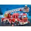 Playmobil Feuerwehr-Leiterfahrzeug / City Action (9463)