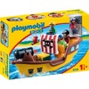 Playmobil Piratenschiff / 1.2.3 (9118)