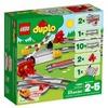 Lego Duplo Eisenbahn Schienen / Stadt (10882)