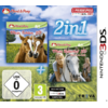 ak tronic Rivalen im Sattel: Mein Fohlen 3D / Mein Reiterhof 3D (3DS)