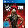 Take 2 WWE 2K18 (PS4)