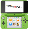 Nintendo Minecraft New 2DS XL - Creeper-Edition