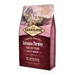 Allco Carnilove Kitten Salmon & Turkey, 2kg
