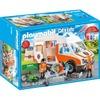 Playmobil Rettungswagen mit Licht und S / City Life (70049)