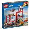 Lego Feuerwehrstation / City (60215)