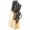 Echtwerk EW-SM-0199B Messer-Set, 14-tlg. + Holzmesserblock