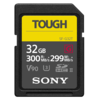 Sony SDHC Pro Tough 32GB Class 10 UHS-II U3 - 300 MB/s