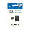 Sony microSDXC Expert 128GB Class 10 UHS-I U3 inkl Adapter, 100 MB/s, 128 GB Class 10, UHS Class 3, Video Speed Class 30 (V30)
